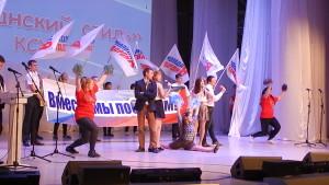 Молодёжь ЗА выборы!
