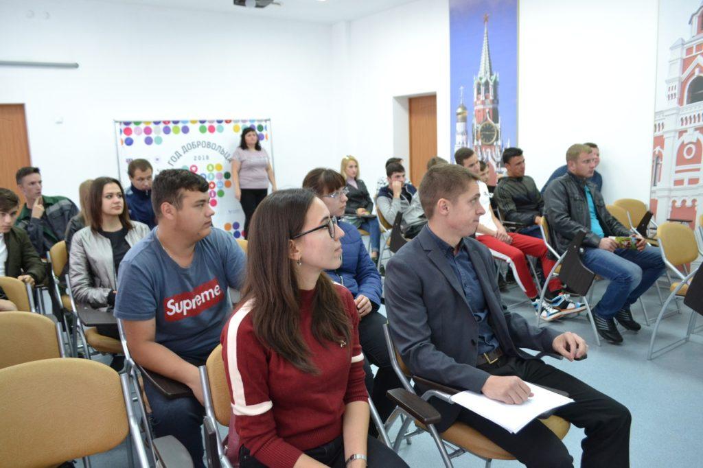 18 сентября 2019 года на базе ЦМИ Корочанского района  состоялась профориентационная акция «Траектория карьеры»