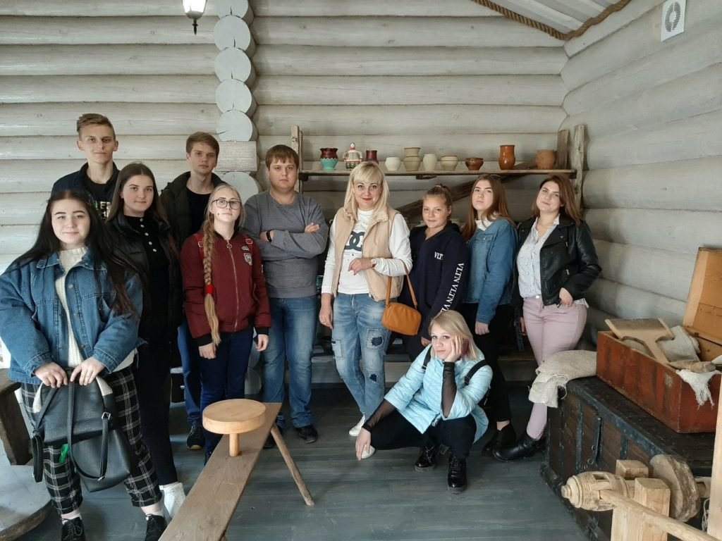 """посетили просветительный  центр """"Город-крепость """"Яблонов"""""""