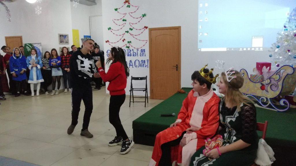 Новогоднее мероприятие  26 декабря 2019 г.