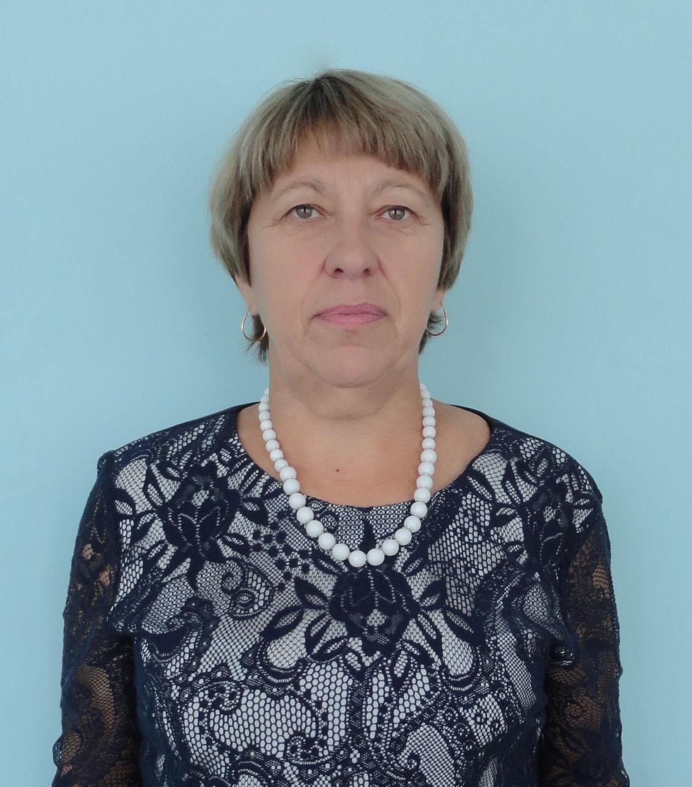 Грищенко Нина Ивановна
