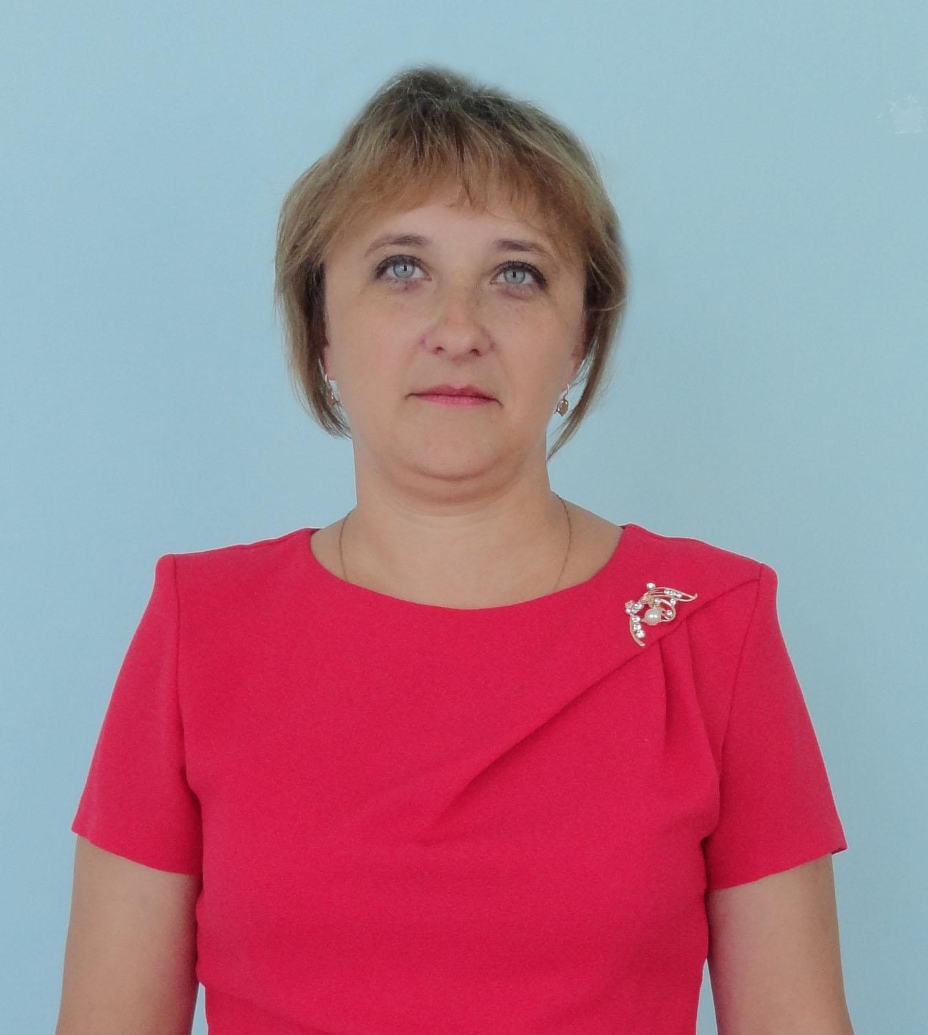 Шахова Тамара Анатольевна
